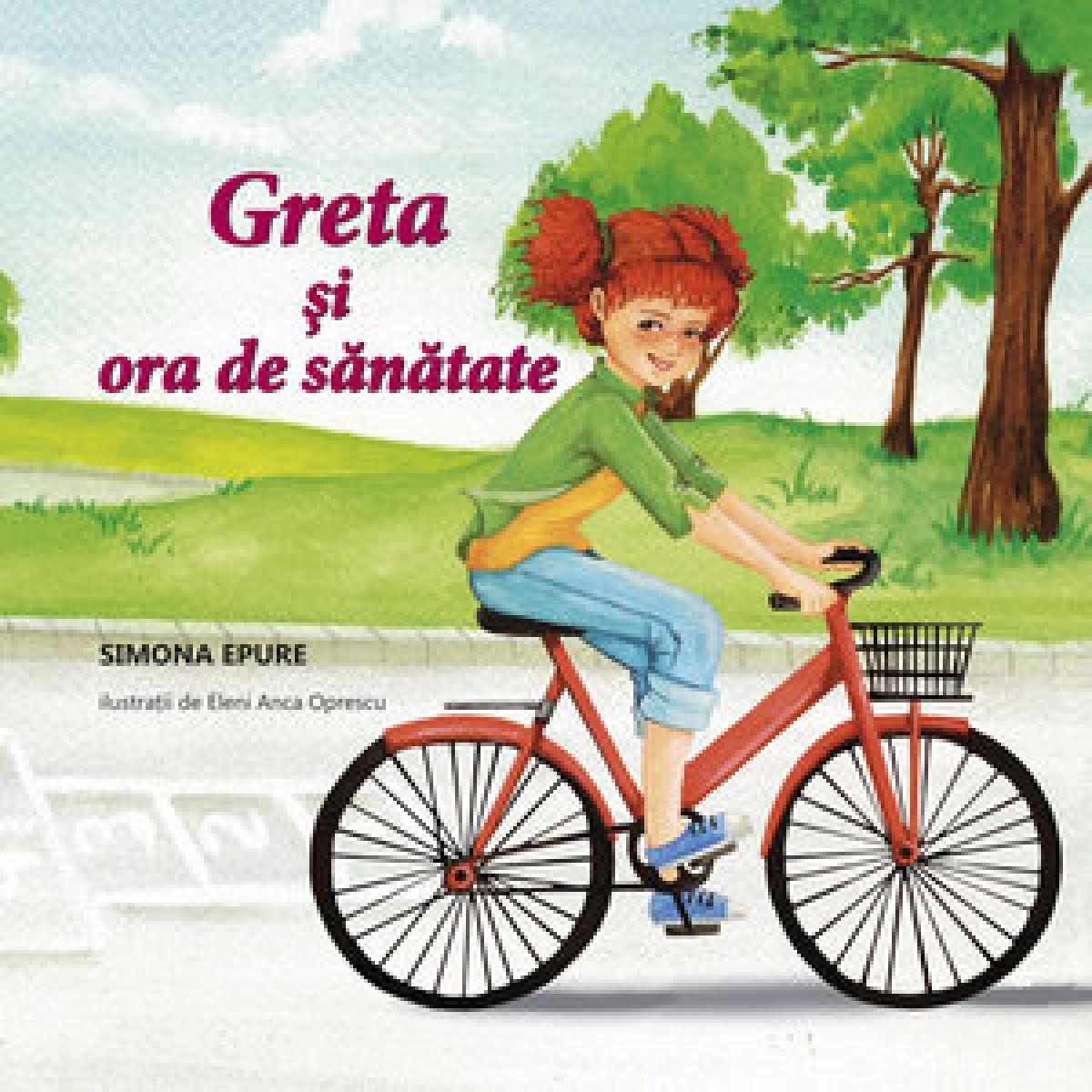 Greta și ora de sănătate