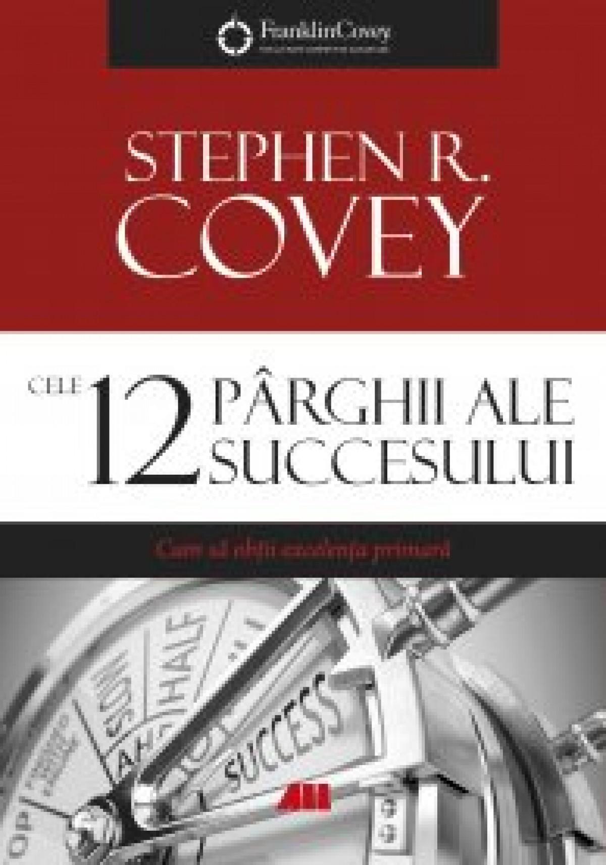 CELE 12 PÂRGHII ALE SUCCESULUI