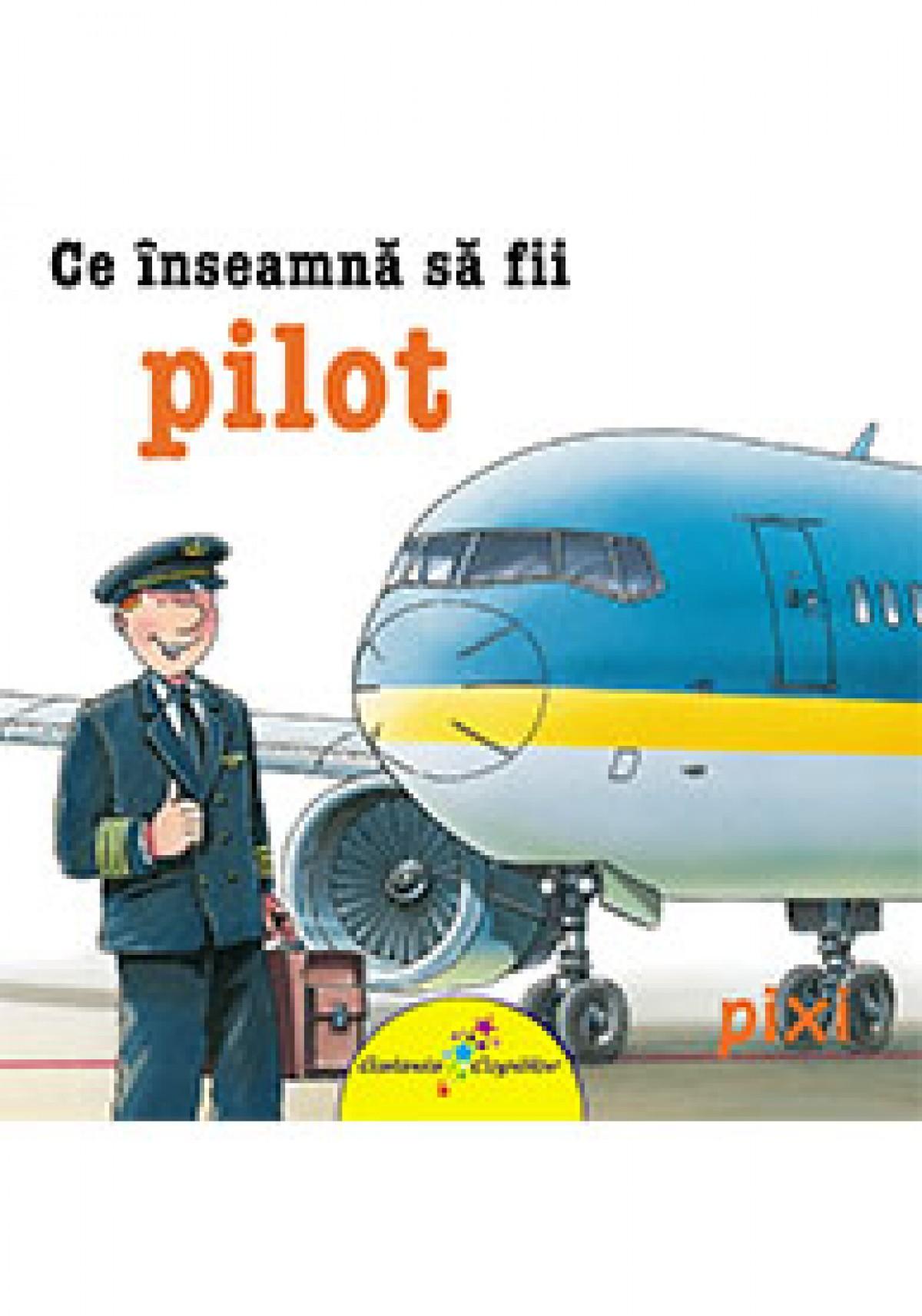 Ce inseamnă să fii pilot