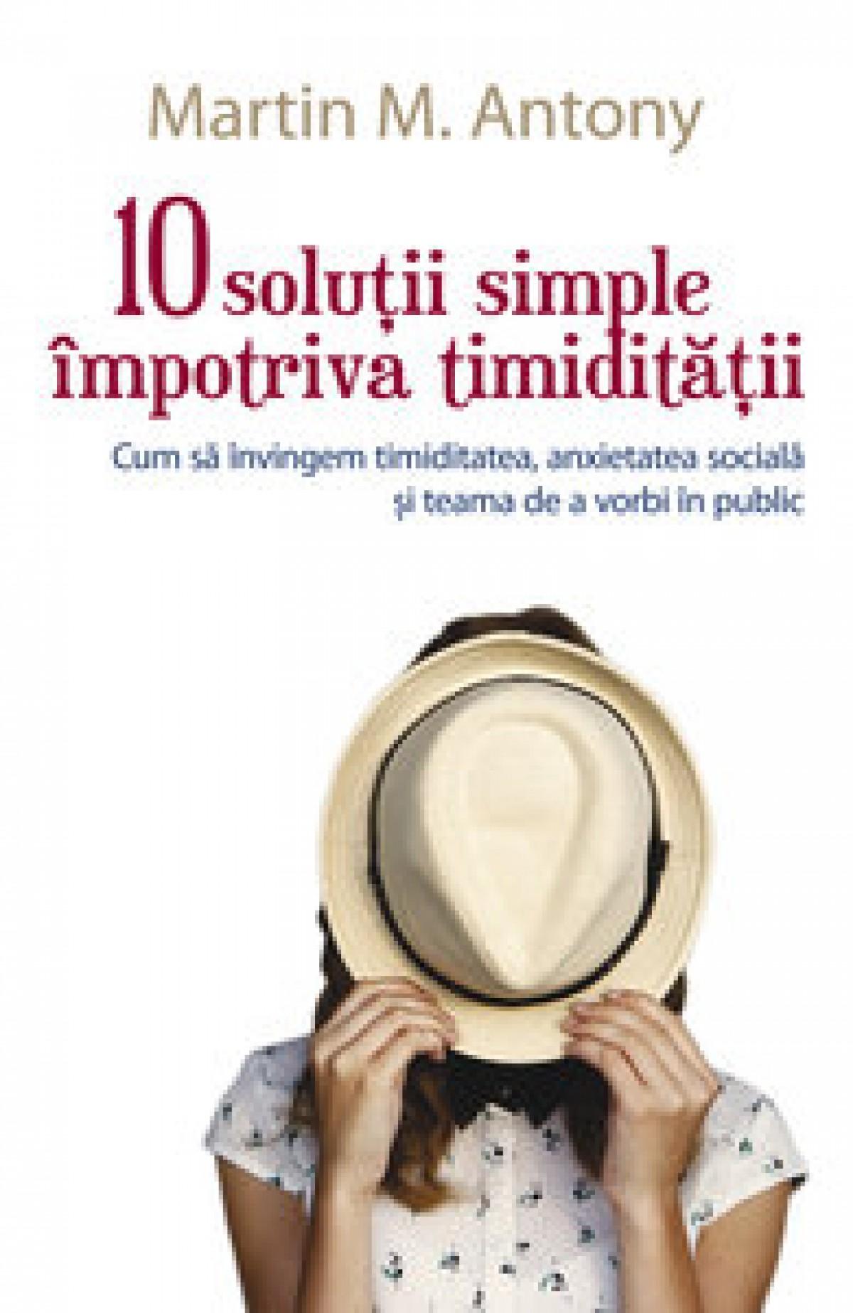 10 soluții simple împotriva timidității