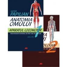 Pachet Anatomia omului, vol. 1 + 2