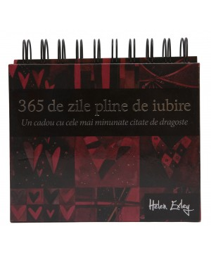 """Calendarul """"365 de zile pline de iubire"""""""