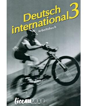 Deutsch International 3. Caietul de exercitii pt. cl.a-11-a