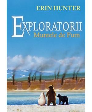 Exploratorii, Cartea a III-a: Muntele de fum