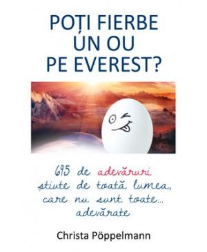 Poți fierbe un ou pe Everest?