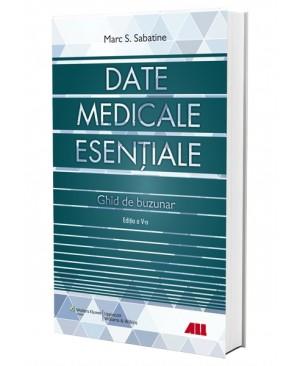 Date medicale esențiale