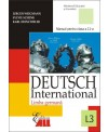 Limba germana (L3). Deutsch International 3. Manual pentru clasa a XI-a