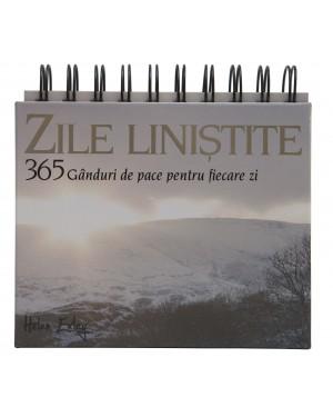 """Calendarul """"365 de zile liniștite"""""""