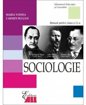 Sociologie. Manual pentru clasa a XI-a