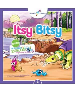 Itsy Bitsy și șombrozaurul