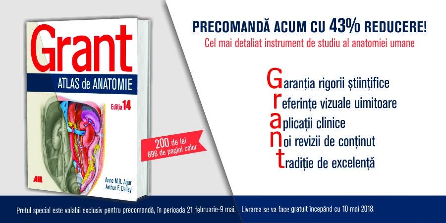 Precomanda Grant