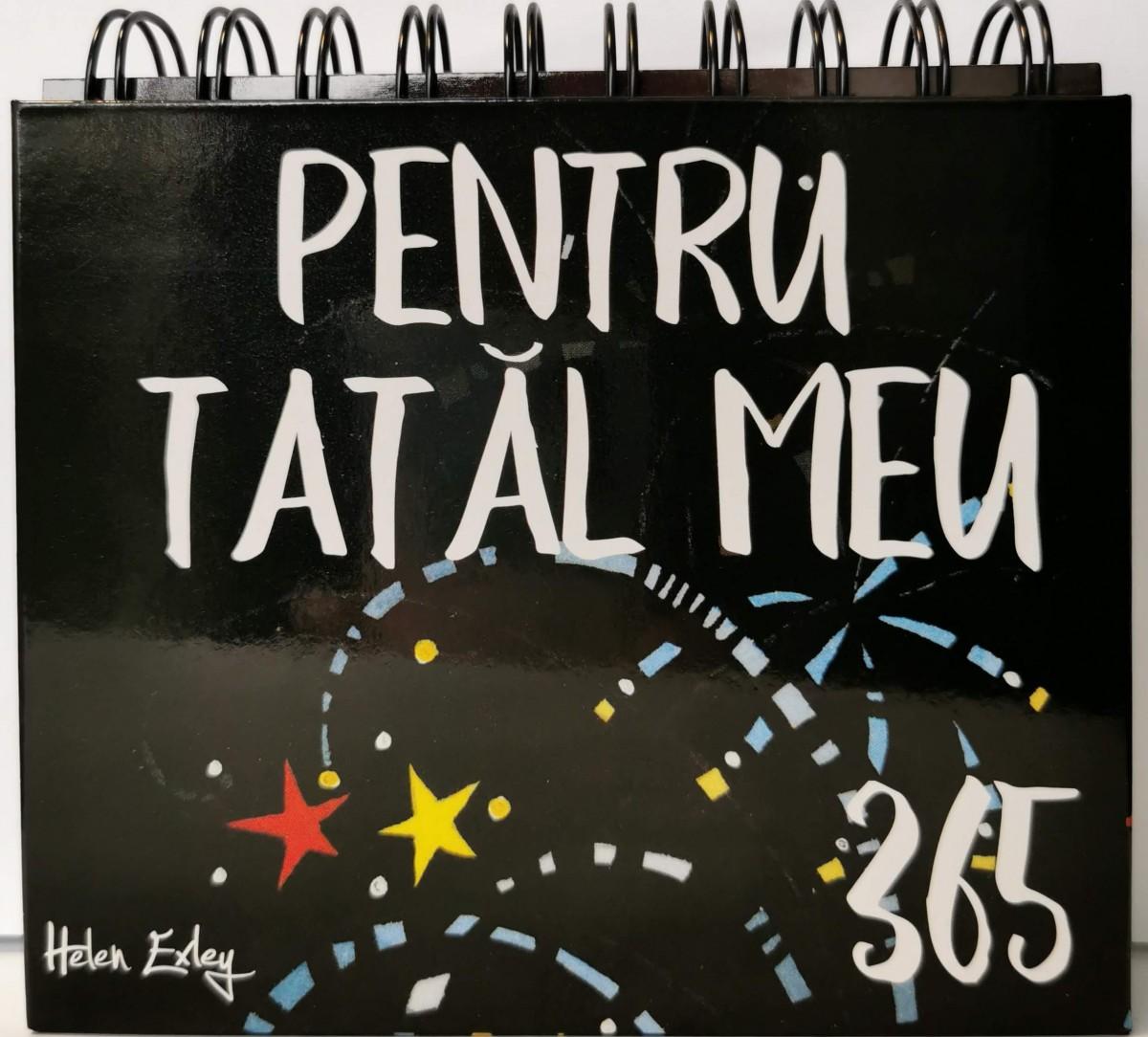 365 PENTRU TATAL MEU