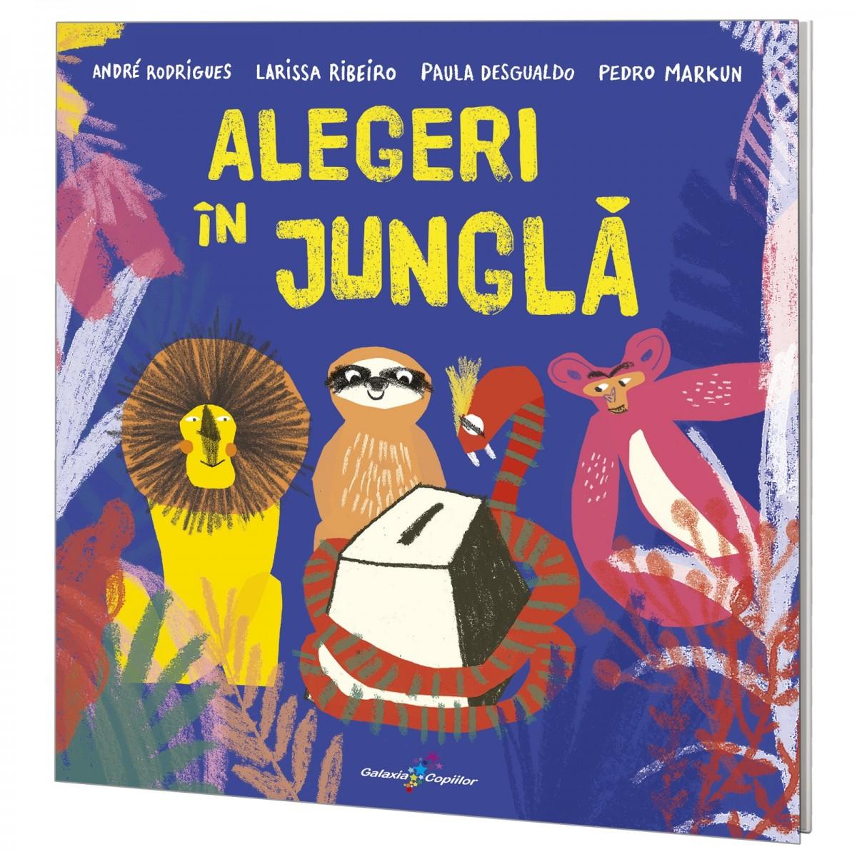 Alegeri în junglă