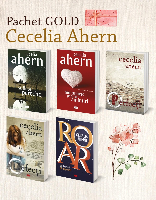 Pachet GOLD Cecelia Ahern