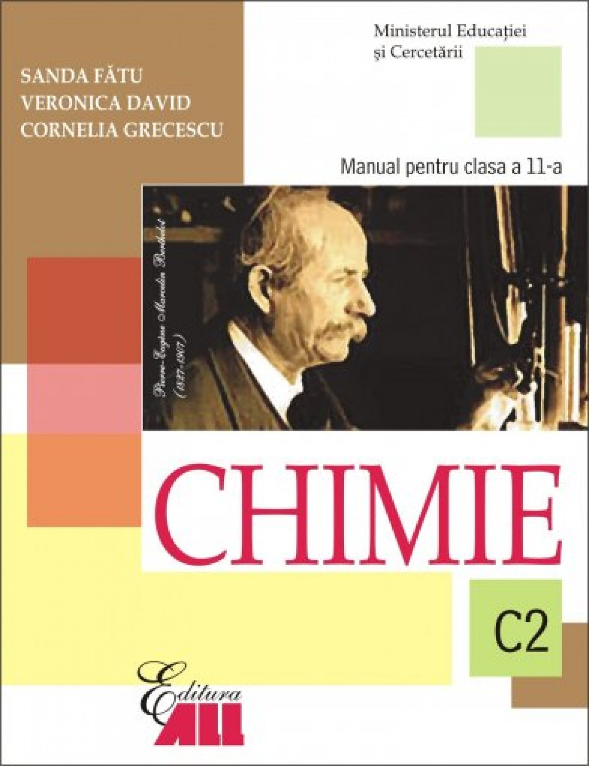 Chimie (C2). Manual pentru clasa a XI-a