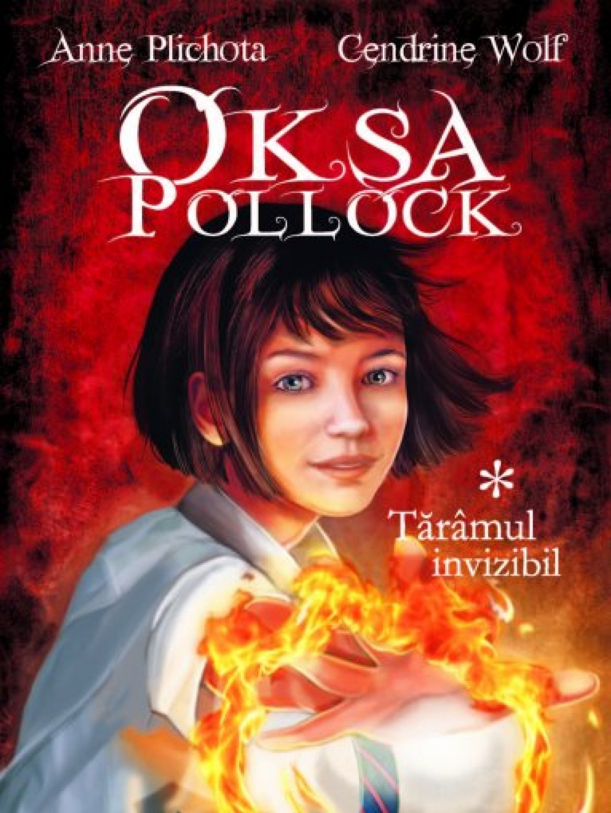 Oksa Pollock, vol. 1 Taramul invizibil