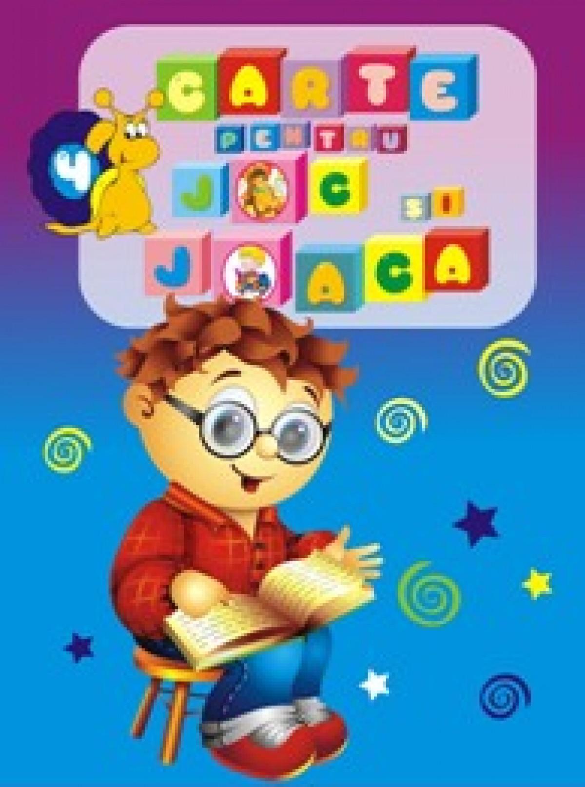 Carte pentru joc si joaca, vol. 4