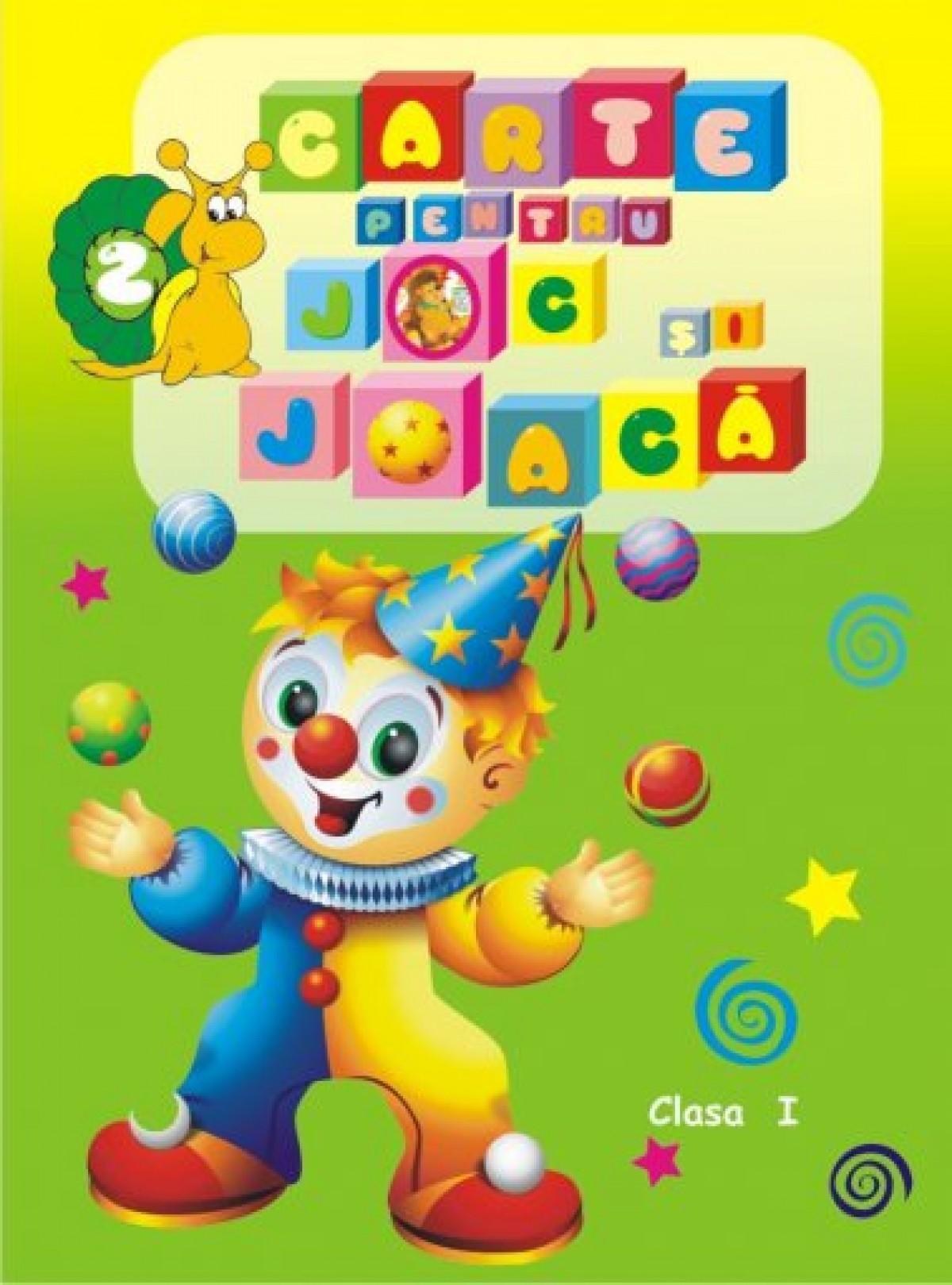 Carte pentru joc si joaca, vol. II