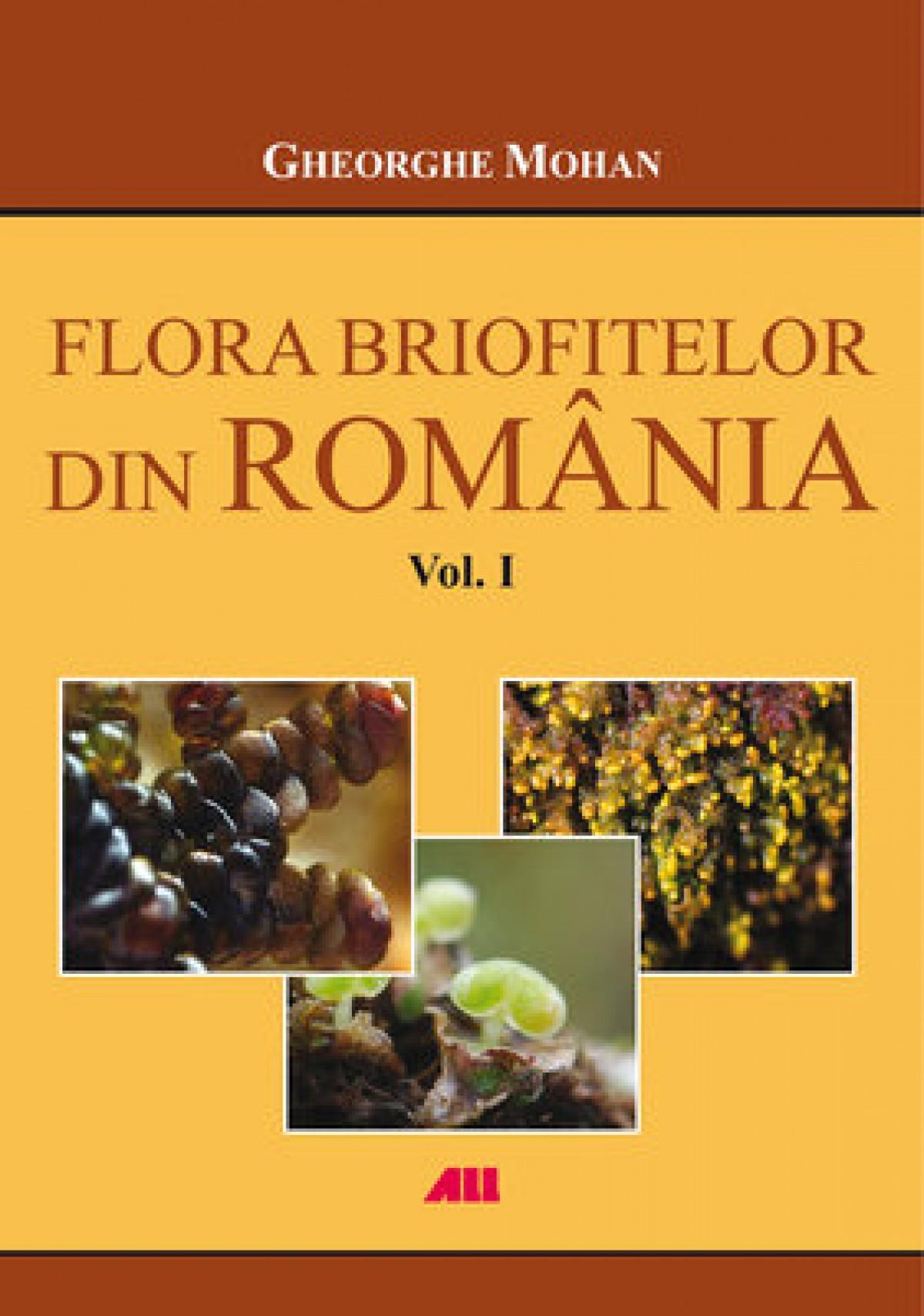 Flora Briofitelor Vol.1 + Vol. 2
