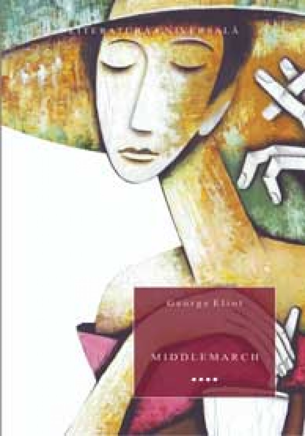 Middlemarch. Vol. 4