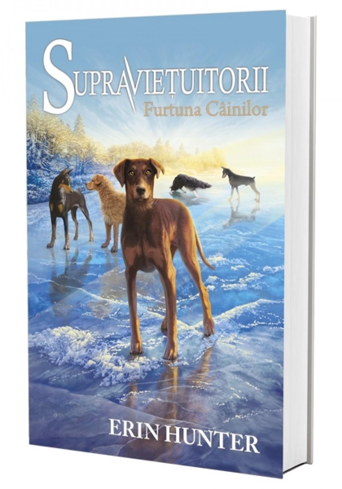 Cartea 6 Supraviețuitorii. Furtuna Câinilor