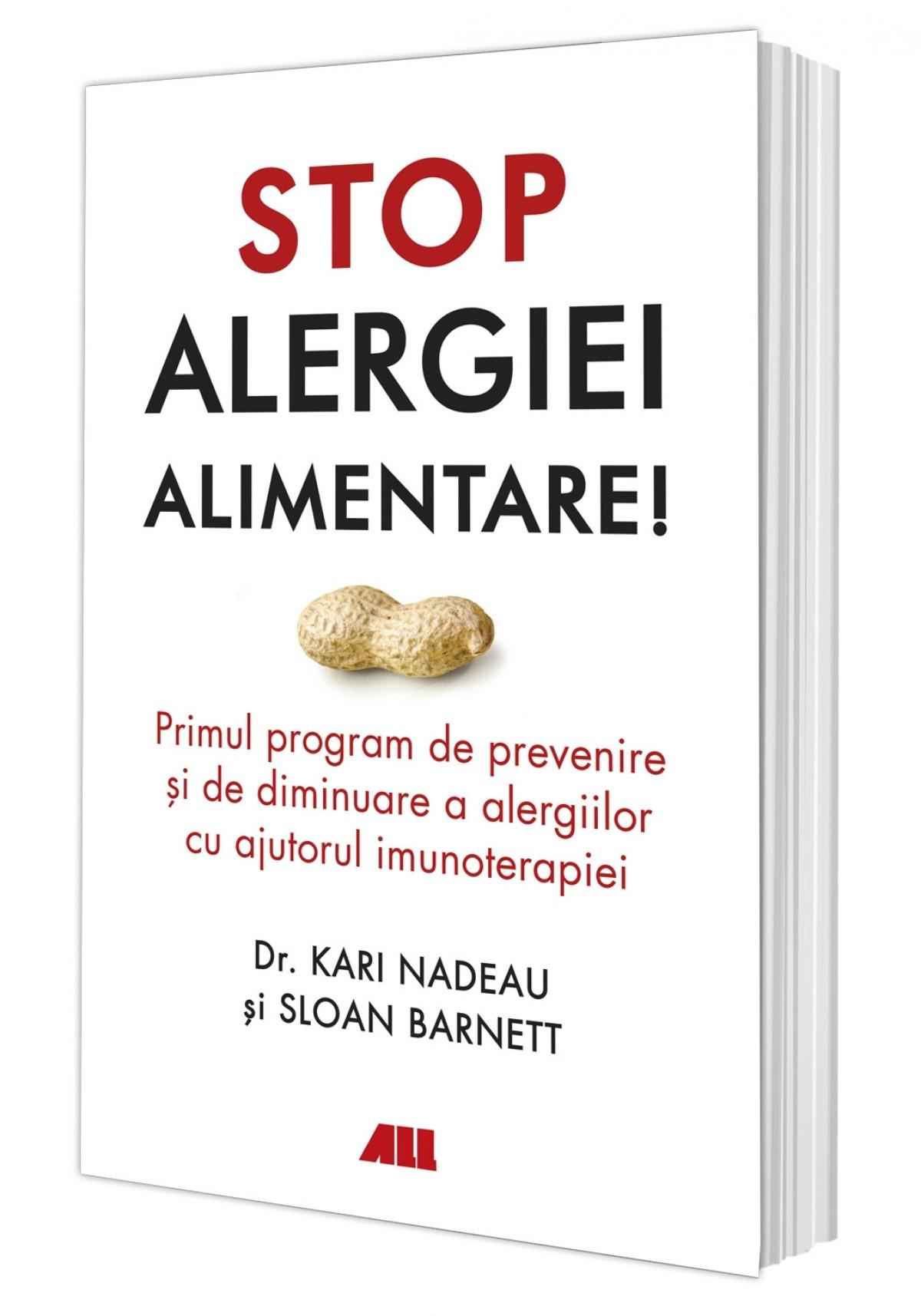 Stop alergiei alimentare!