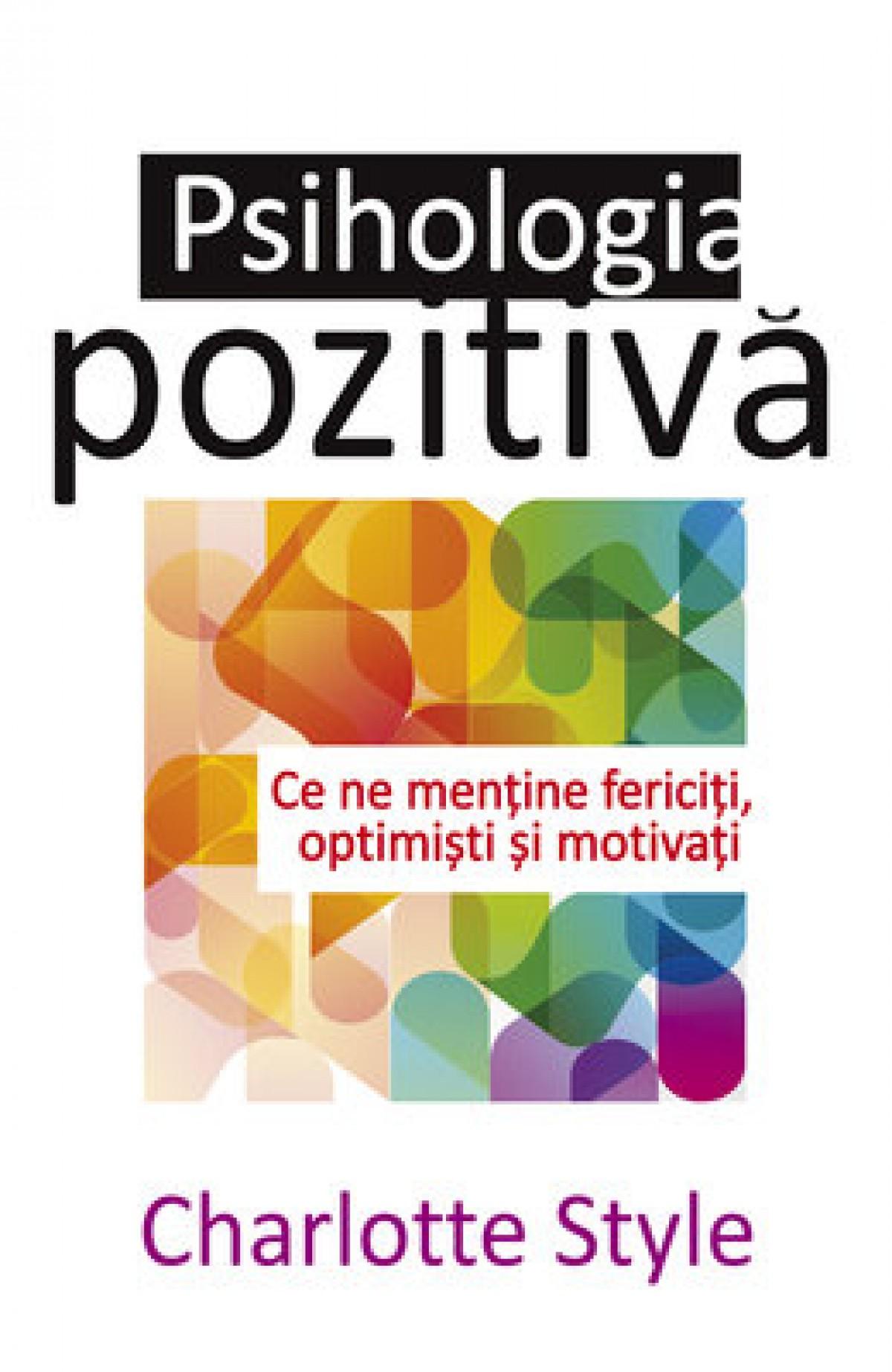 Psihologia pozitivă