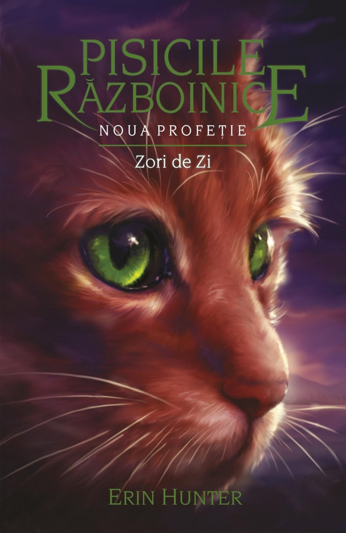 Cartea 9 Pisicile Războinice. Zori de zi