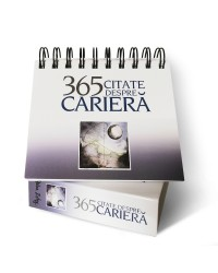 """Calendarul """"365 Citate despre Carieră"""""""