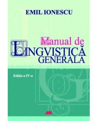 Manual de lingvistica generala