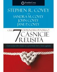 Cele 7 deprinderi pentru o căsnicie reușită