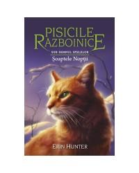 Cartea 21 Pisicile Războinice. Șoaptele Nopții