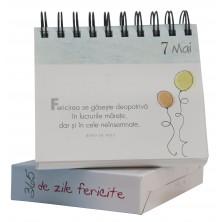 """Calendarul """"365 zile fericite"""" 3"""