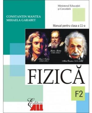 Fizica (F2). Manual pentru clasa a XI-a