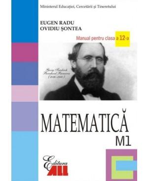 Matematica (M1). Manual pentru clasa a XII-a