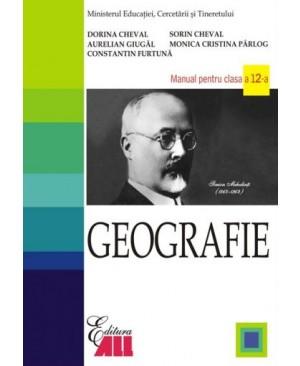 Geografie. Manual pentru clasa a XII-a