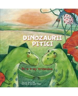 Dinozaurii pitici. Vol I. De-a v-ați strigatelea (format mare)