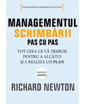 Managementul schimbarii pas cu pas