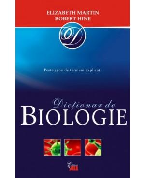 Dicționar de biologie