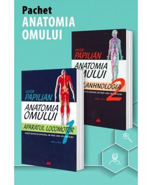 Pachet Anatomia Omului, Vol. 1+2