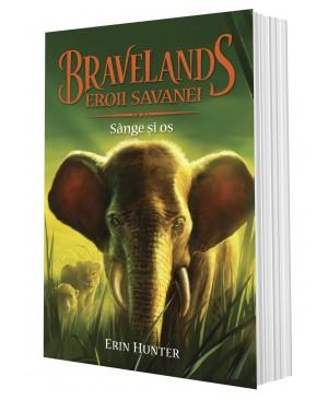 BRAVELANDS – EROII SAVANEI. Vol. III: Sânge și Os