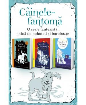 Pachet Câinele-fantomă – o trilogie fantastică
