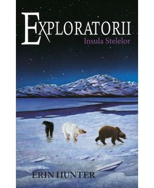Cartea 6 Exploratorii. Insula stelelor