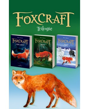 Pachet Foxcraft – trilogie Fantasy
