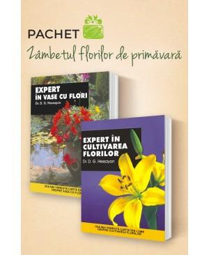 """Pachet """"Zâmbetul florilor de primăvară"""""""