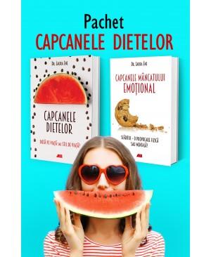 Pachet Capcanele Dietelor - Dr. Laura Ene