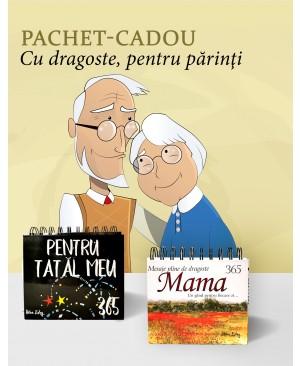 """Pachet-cadou """"Cu dragoste, pentru mama și tata"""""""