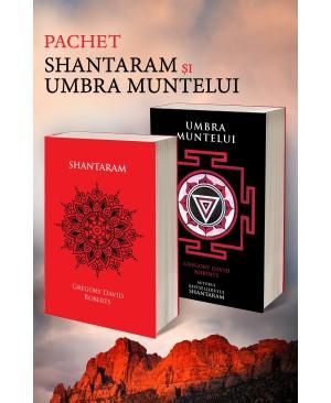 Pachet SHANTARAM și UMBRA MUNTELUI