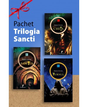 Pachet Trilogia Sancti