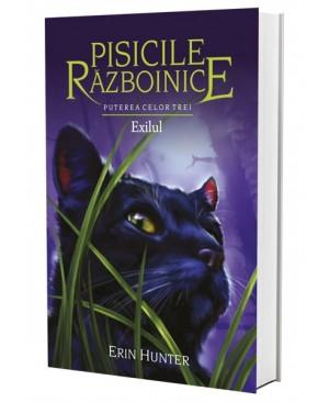 Cartea 15 Pisicile Războinice. Exilul